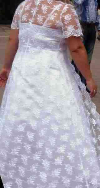 Свадебные платья бу оренбург