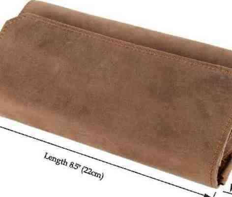 ca2f56602b73 Фото объявления: Мужской бумажник / клатч из натуральной кожи в Серпухове.  Цена:
