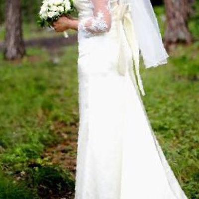 8a2a92fd0bcf4d8 Свадебное платье, купить в Красноярске – объявления о продаже одежды