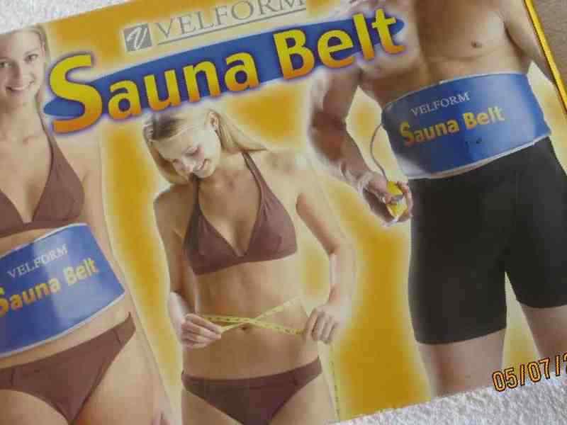 Купить Пояс для похудения сауна белт SAUNA BELT