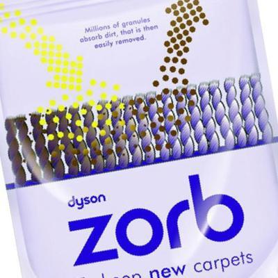 средство для чистки ковров dyson zorb для сухой чистки
