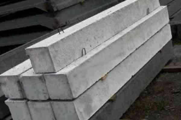 Перемычки железобетонные 16 жби колонны что это