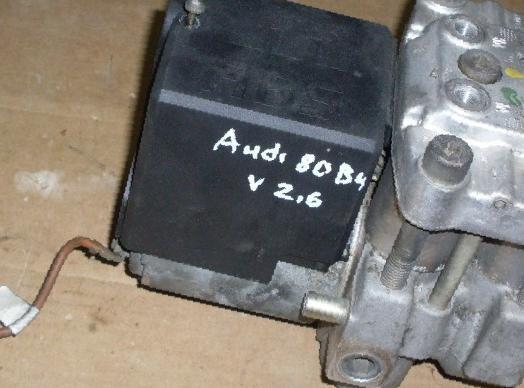 Горит абс на ауди80 б3