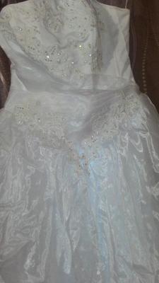 a05b3e3af6ca124 Свадебное платье р 42-46, купить в Хасавюрте, цена 2000 рублей ...