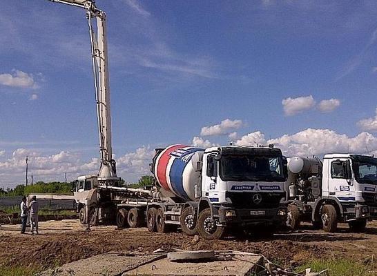 бетон b30 w4 f100