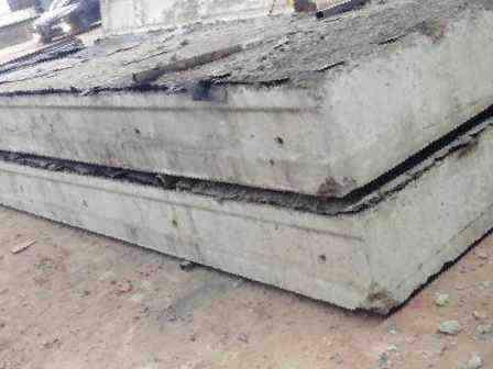 железобетонные несущие плиты перекрытия