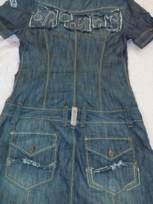 134e1988bb5 Фото объявления  Джинсовое платье в Усолье-Сибирском. Цена