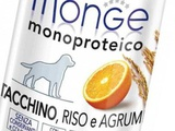 Monge Dog Monoproteico Fruits консервы для собак