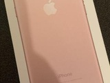 IPhone 7, Rose Gold. 256 GB