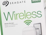 Seagate Wireless 500GB WiFi USB 2. 0 новый