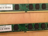 Transcend 2GB DDR2 800