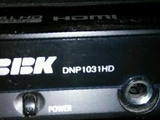 BBK DVD media player