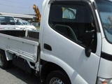 Кабина toyota dyna TRY220 1TR