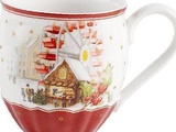 Кружка 0. 45L Villeroy Boch Annual ChristmasEdition