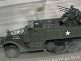 Бронетранспортёр Multiple Gun Motor Carriage M16
