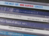 Mike Oldfield CD-audio Фирменные