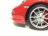 Porsche 911 Carrera S 991 Red 1/18 Minichamps