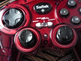 Saitek P580 Rumble Pad Red