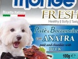 Mongo dog fresh конс. для соб. утка 100г