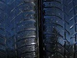195/55/16 Шины б/у 3шт Bridgestone ice cruiser5000