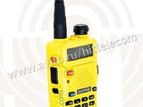 Радиостанция Baofeng UV-5R Yellow Dual Band