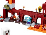 Lego Minecraft 21122 The Nether Fortress в Большом Селе