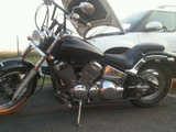 Продам ямаха драг стар 400 кастом yamaha drag star