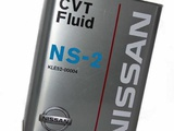 Nissan CVT Fluid NS-2, 4 литра