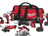 Новый набор Milwaukee 2696-29 (9 инструментов)