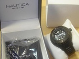 Nautica Watch 28509 G Solar