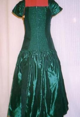 8bb6356c6d2 Фото объявления  Вечернее изумрудное платье в Невинномысске. Цена