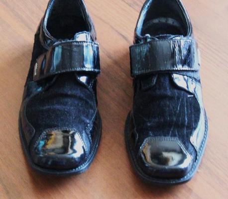 1a2f72954 Фото объявления: Туфли bartek для мальчика 36-37 р-ра в Мелиховской. Цена: